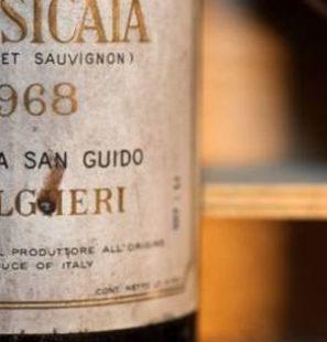 sassicaia 1968